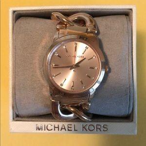 Michael Kors Chainlink Watch
